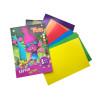 Наборы цветной бумаги и картона (7)