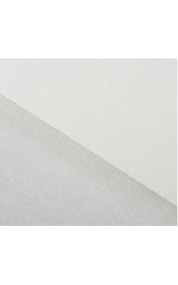 Бумага гофрированная, 50*250 см, 140 г/м2, белоснежная, 900