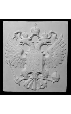 Герб Российской Федерации, гипс