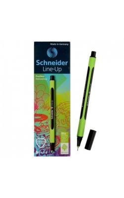 """Ручка капиллярная """"Schneider"""" Line-Up, 0.4 мм, водостойкие и светостойкие чернила,черная"""