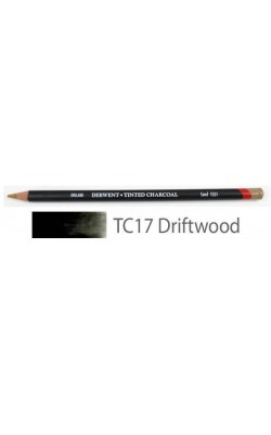 Карандаш угольный Derwent Tinted Charcoal №TC17 Коряги