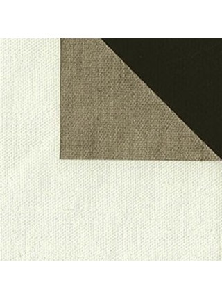 """Холст грунтованный """"Caravaggio"""", 100% лён, 2,1 м*1 п/см, мелкое зерно, пр-во Италия"""