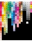 Маркеры TOUCH FIVE, цвет в ассортименте, 1 шт