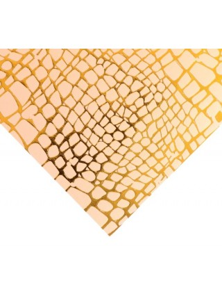 Бумага для скрапбукинга в листах «Африка»,  15,5 х 15,5 см, 180 г/м
