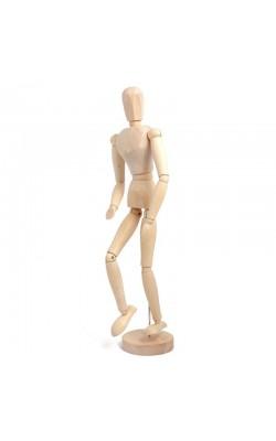Манекен человека 11 см, мужской