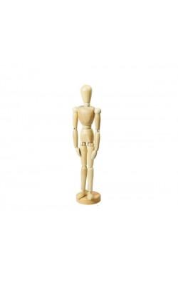 Манекен человека 14 см, мужской
