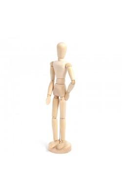 Манекен человека 20 см, женский