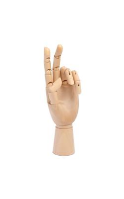 """Модель """"рука"""" 26 см, женская левая"""