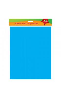 """Фетр """"Апплика"""", 1 мм, 50*70 см, голубой, 1 л"""