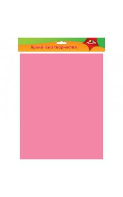 "Фетр ""Апплика"", 1 мм, 50*70 см, розовый, 1 л"