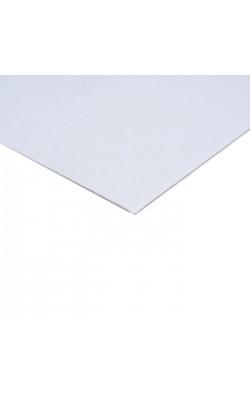 Пивной картон, 20 х 30 см, толщина 1.5 мм, 577 г/м2, белый
