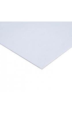Пивной картон, 20 х 30 см, толщина 1.2 мм, 500 г/м2, белый