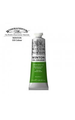 Масляные краски Winton, 37мл, оттенок зеленый хром