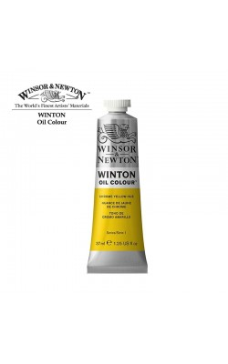 Масляные краски Winton, 37мл, оттенок желтый хром