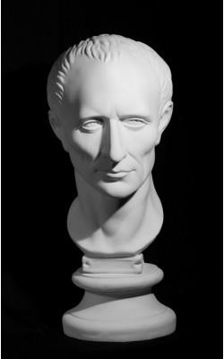 Голова Цезаря, гипс