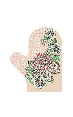 Набор для шитья и вышивания декоративная прихватка р.18*25 Шахерезада