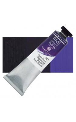 """Краска масляная """"Sennelier"""" Rive Gauche, пурпурный диоксазиновый, 40 мл"""
