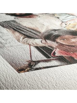 """Альбом-склейка для акварели """"Hahnemuhle"""" William Turner, 100% хлопок, 24*32 см, 300 г/м2, м/з, 10 л"""