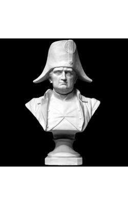 Бюст Наполеона, гипс