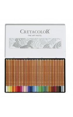 """Набор пастельных карандашей """"FINE ART PASTEL"""" 36 цветов, круглый корпус диаметром 7,5 мм"""