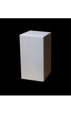 Призма четырехгранная (параллелепипед), гипс