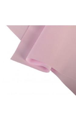 Фоамиран иранский 0,8-1 мм (светло-розовый/142) 60х70 см