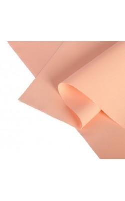 Фоамиран иранский 0,8-1 мм (персиковый/108) 60х70 см