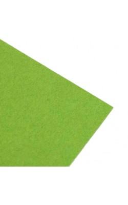 """Бумага цветная """"FOLIA"""", А4, 130 г/м2, зелёный травяной, 1 л"""