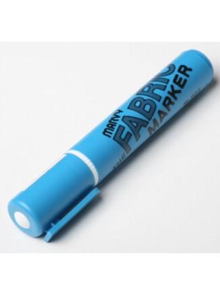 """Маркер по ткани """"MARVY"""", неоновый голубой MAR622-S/F10, 2-4 мм"""