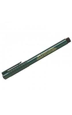 """Ручка капиллярная """"Faber-Castell"""" Finepen 1511, черный, 0,4 мм"""