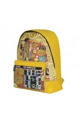 """Рюкзак """"Berlingo"""" Art """"Поцелуй"""", 40*29*16 см, 1 отделение, 1 карман, уплотнённая спинка"""
