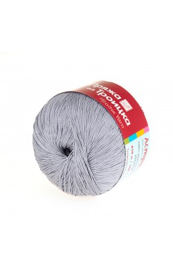 Пряжа Астра (0630, лилово-серый)