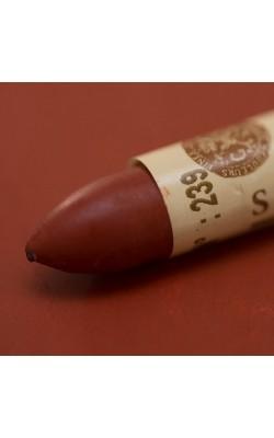 """Пастель масляная """"Sennelier"""", красно-коричневый, 1 шт"""