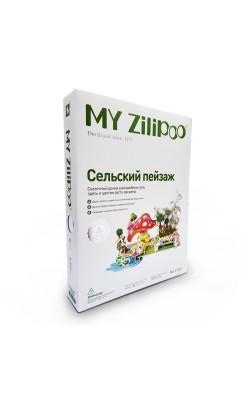 """Конструктор """"My Zilipoo"""" с растениями """"Сельский пейзаж"""""""