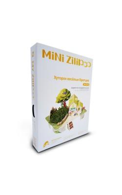 """Конструктор """"Mini Zilipoo"""" с растениями """"Хуторок веселых братцев"""""""