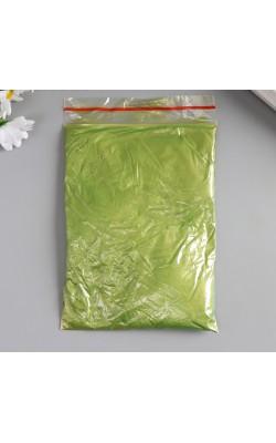 Пигмент, порошок, яблочно-зелёный, перламутр, 50 гр