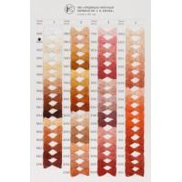 Нитки вышивальные мулине, цвет 0104, 10 м.