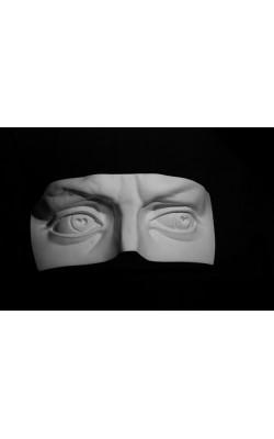 Глаза Давида, гипс
