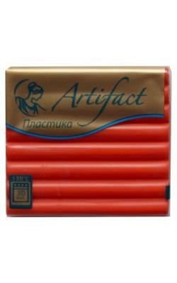 Полимерная глина Artifact 50 гр, Классический томатный (осенняя коллекция)