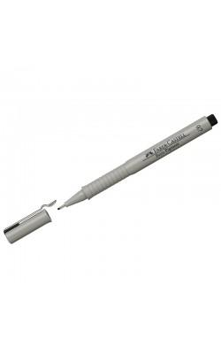 Ручка капиллярная ECCO PIGMENT для черчения, 0,7мм черный
