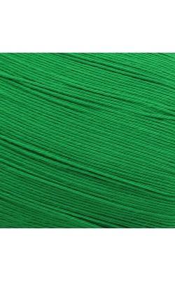 "Пряжа ""Геба"" 50гр.150м, 100% хлопок (14 яркая зелень 8)"
