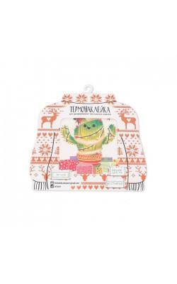 Термонаклейка для декорирования текстильных изделий «Яркий праздник», 15 х 15 см