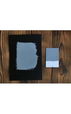 "Краска для мебели и декора ""ATURI"" Design, Меловой Бархат, скоро гроза А-038, 400 гр"