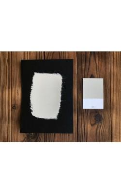"""Краска для мебели и декора """"ATURI"""" Design, Меловой Бархат, белый песок А-042, 400 гр"""