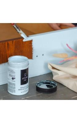 """Краска для мебели и декора """"ATURI"""" Design, Меловой Бархат, юный принц, 400 гр"""