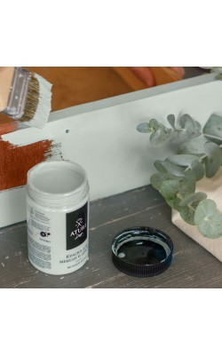 """Краска для мебели и декора """"ATURI"""" Design, Меловой Бархат, сензария, 400 гр"""