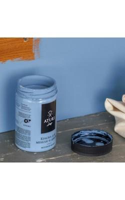 """Краска для мебели и декора """"ATURI"""" Design, Меловой Бархат, ночное притяжение, 400 гр"""