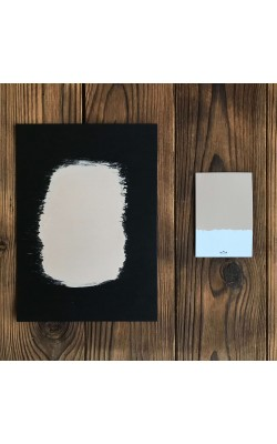 """Краска для мебели и декора """"ATURI"""" Design, Меловой Бархат, пудра А-040, 830 гр"""