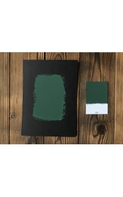 """Краска для мебели и декора """"ATURI"""" Design, Меловой Бархат, британский зелёный, 400 гр"""