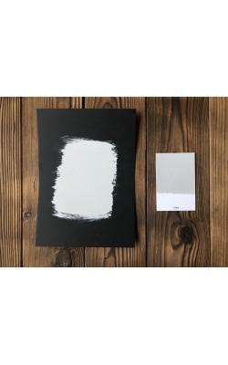 """Краска для мебели и декора """"ATURI"""" Design, Меловой Бархат, нежный пепел, 400 гр"""